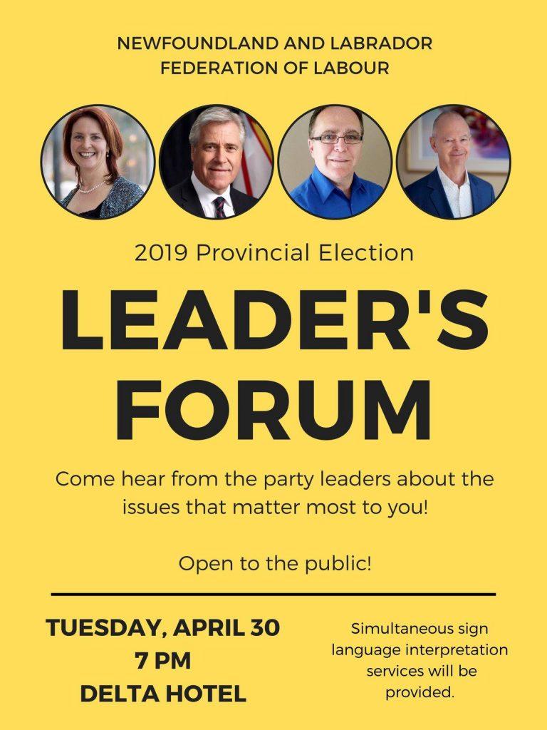 NLFL Leaders Forum